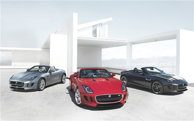 Jaguar F Type Salon Paris Jaguar F-Type in Paris Debut Jaguar F-Type in Paris Debut Jaguar F Type Salon Paris