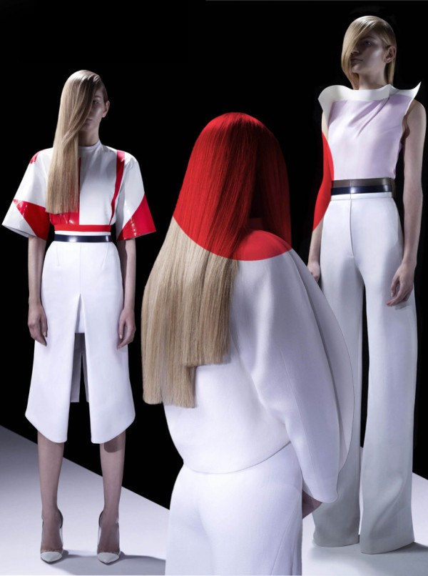Mugler | Resort 2013 Mugler | Resort 2013 MUGLER RESORT 2013 600x806  home MUGLER RESORT 2013 600x806
