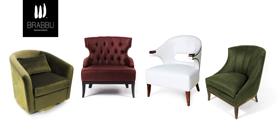 Brabbu armchairs for christmas BRABBU armchairs for a cozy Christmas BRABBU armchairs for a cozy Christmas Brabbu armchairs for christmas  home Brabbu armchairs for christmas