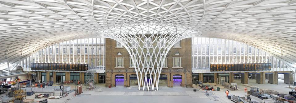 Kings Cross Station Renovation British Design Awards - King's Cross Station British Design Awards – King's Cross Station Kings Cross Station Renovation 4  home Kings Cross Station Renovation 4