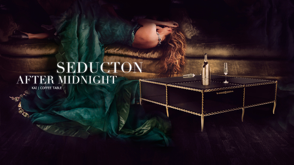 KAI coffee table by KOKET Seduction after midnight with Ivy by Koket Seduction after midnight with Ivy by Koket kai