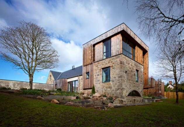 house designs, housing, landscape architecture, interior architecture, architectural design, modernist architecture The Scottish Country House The Scottish Country House DecorStyle Country House Scottland  home DecorStyle Country House Scottland
