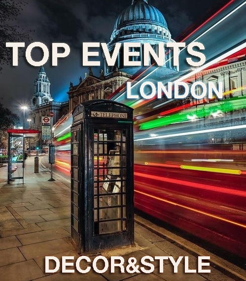 Top Events in London you can't miss Top Events in London you can't miss TOP EVENTS LONDON