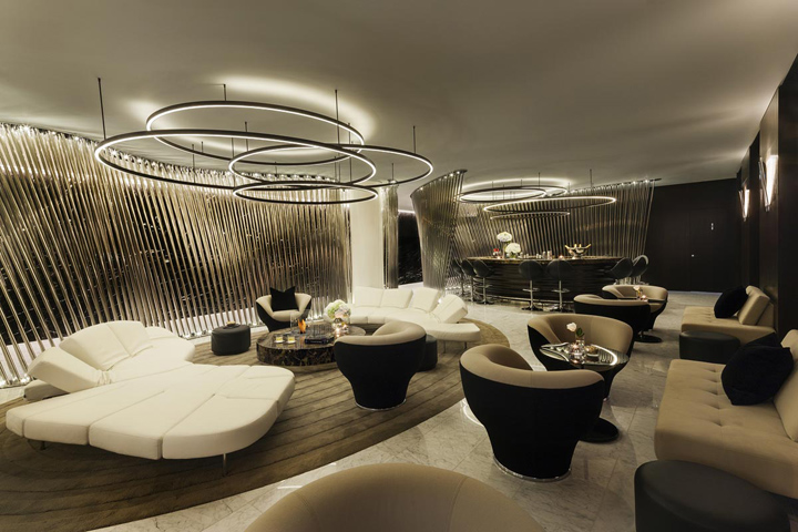 top interior designers in uk Top Interior Designers in UK – Part 4 foster and partners ME Hotel by Foster and Partners London