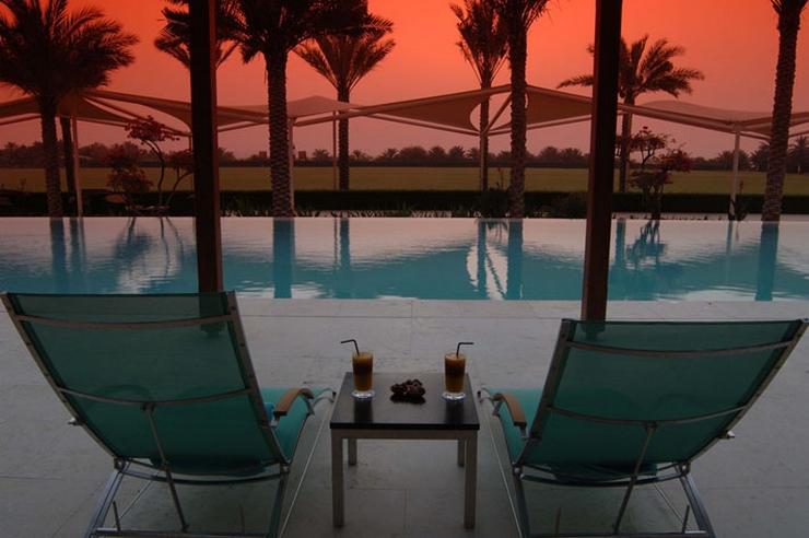 Design Destination Paradises in Middle East - Dubai the Center of Now Design Destination Paradises in Middle East – Dubai the Center of Now Desert Palm Retreat Dubai