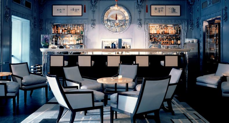 Top Bar For a Special Night - BLUE BAR in London Top Bar For a Special Night – BLUE BAR in London the blue bar Berkeley Londod Hotel 790x423