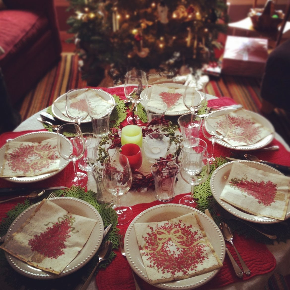 How to get your house ready for christmas - great tips How to get your house ready for christmas – great tips christmas table