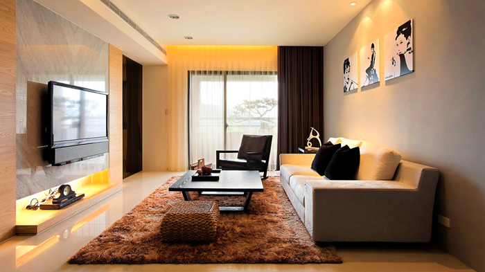 How to Accessorise Your Real Wood Flooring - Best Tips How to Accessorise Your Real Wood Flooring – Best Tips cozy luxury living room images avatar