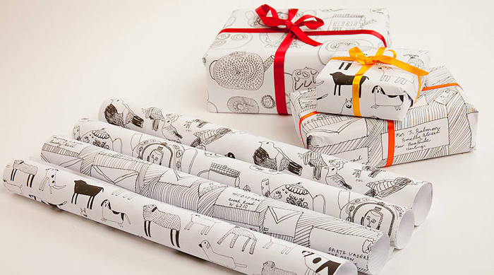 How To Choose a Surprising and Thoughtful Gift How To Choose a Surprising and Thoughtful Gift original letters gift wrap1