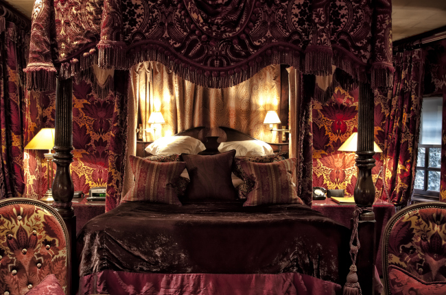 UK hotels so curious that you won't believe they actually exist  UK hotels so curious that you won't believe they actually exist  the witchery by the castle 1
