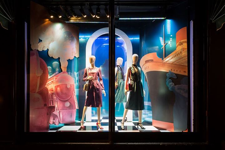 Harrods: The most beautiful window displays! Harrods: The most beautiful window displays! 10325402 10152388869607458 521745495673123445 n
