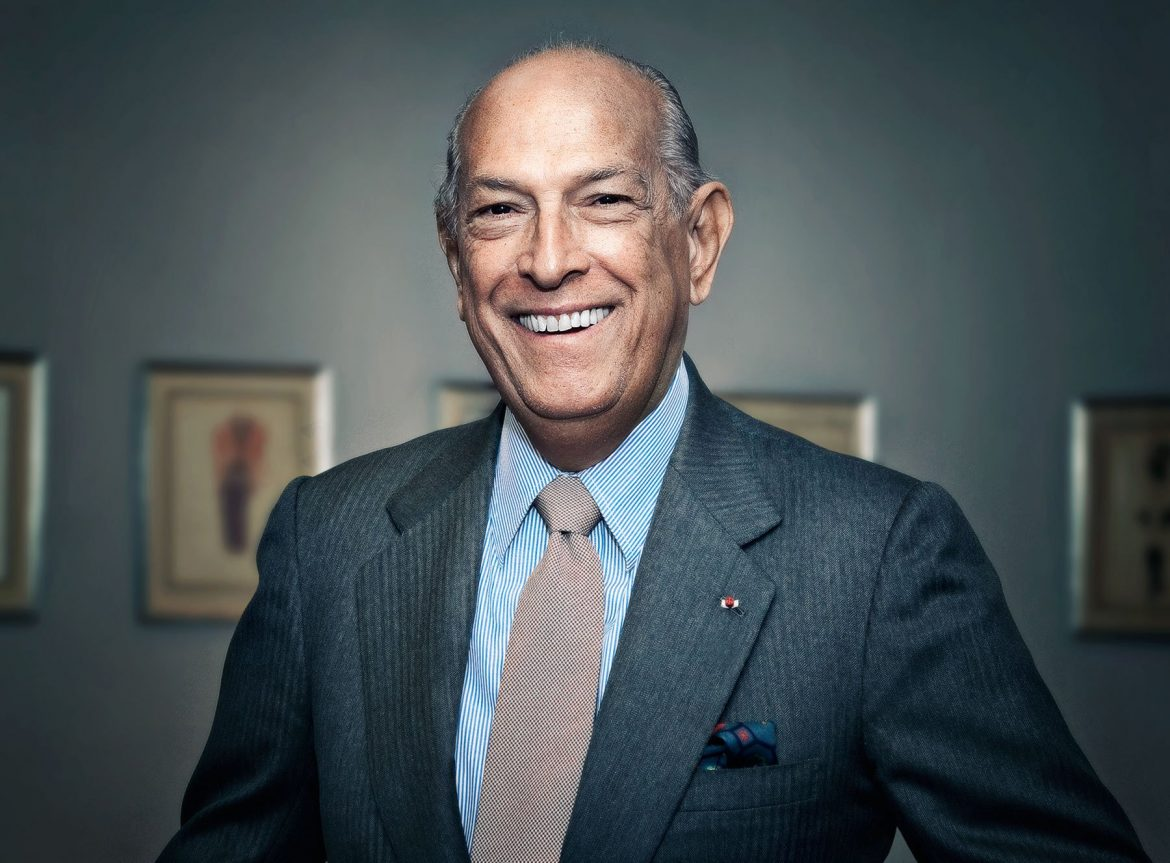 Fashion says goodbye to Oscar De La Renta Fashion says goodbye to Oscar De La Renta oscar de la renta dyr 4c9d1fbce4890fc2731b6a61262313b1