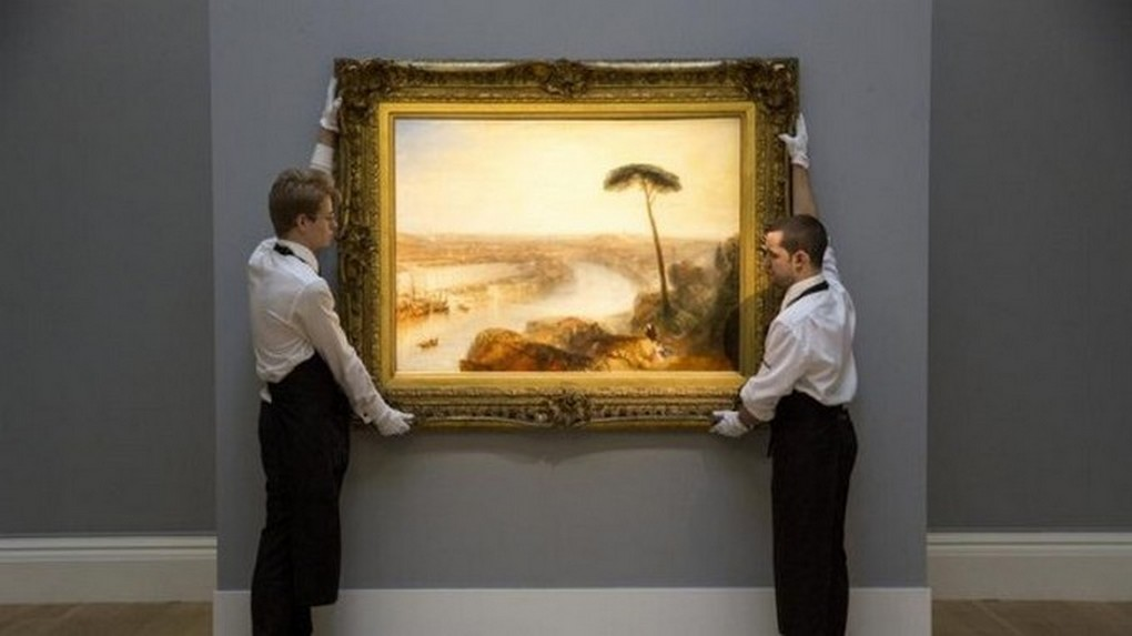 TURNER MASTERPIECE SOLD FOR RECORD $47 MILLION TURNER MASTERPIECE SOLD FOR RECORD $47 MILLION records1