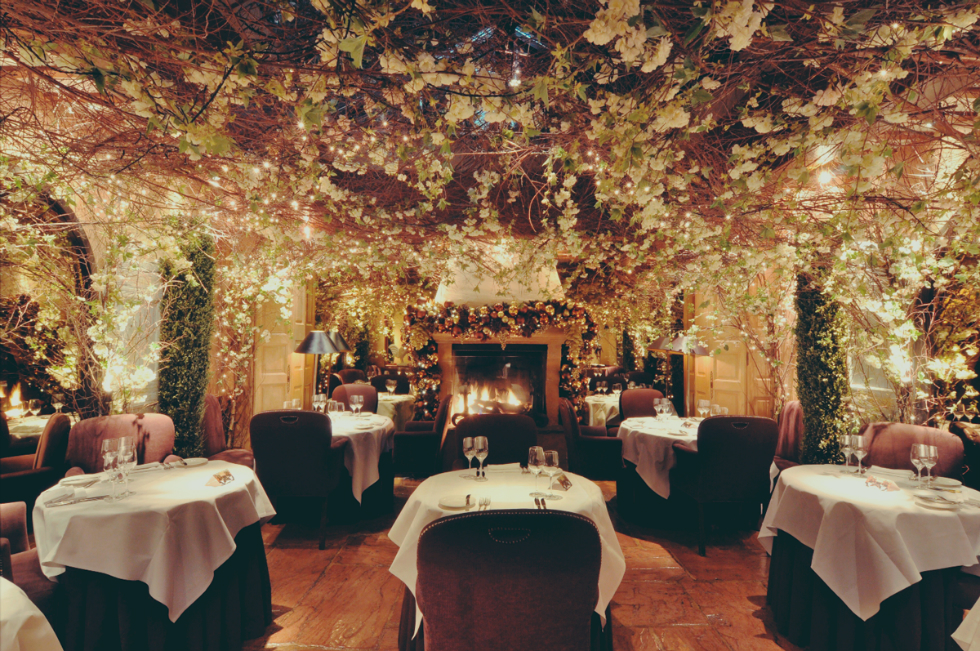 clos maggiore The Clos Maggiore, London's Most Romantic Restaurant cover