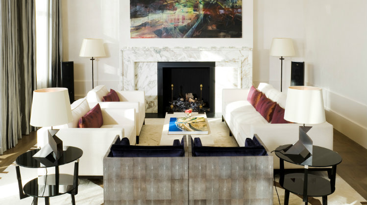 Contemporary Family Home by David Collins Studio Contemporary Family Home by David Collins Studio Contemporary Family Home by David Collins 1