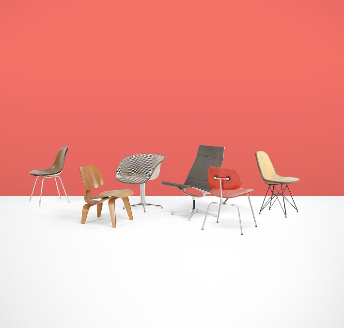 Classic Designs in auction: JF Chen Collection by Eames Classic Designs in auction: JF Chen Collection by Eames a5