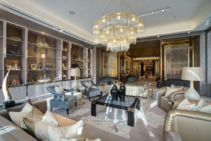 Top Interior Designer Katharine Pooley Top Interior Designer Katharine Pooley doha 2 C  pia1
