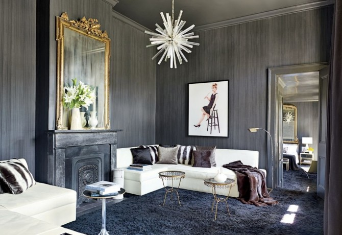 Guide-To-The-2016-Living-Room-Style-8 GUIDE TO THE 2016 LIVING ROOM STYLE GUIDE TO THE 2016 LIVING ROOM STYLE Stylish Gray Living Room 2015 Photograph Current Selection e1445440776556