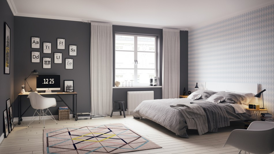 Incredible Scandinavian Design Bedrooms Ideas Decor And Style