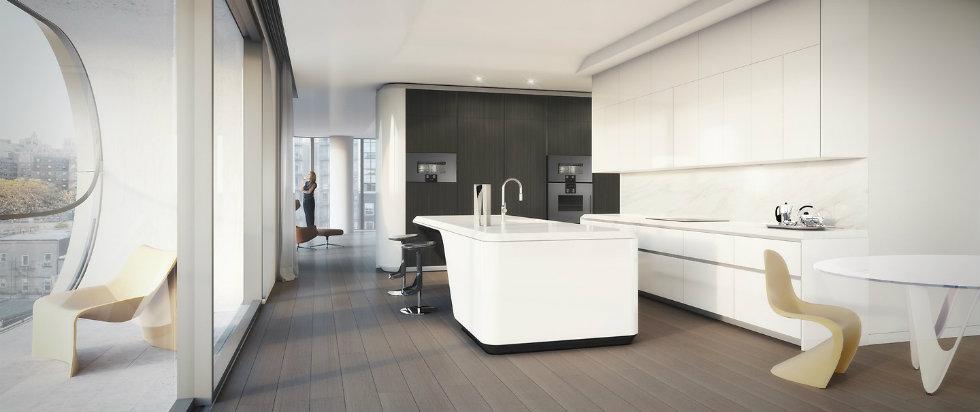 TOP Interior Designers | Zaha Hadid TOP Interior Designers | Zaha Hadid 520 West 28th by Zaha Hadid Architects 04 gallery