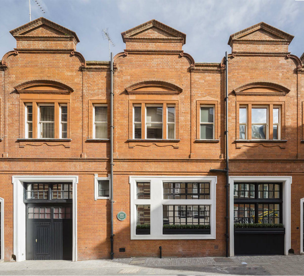 Candy & Candy The Mayfair Mews house by Candy & Candy London featured