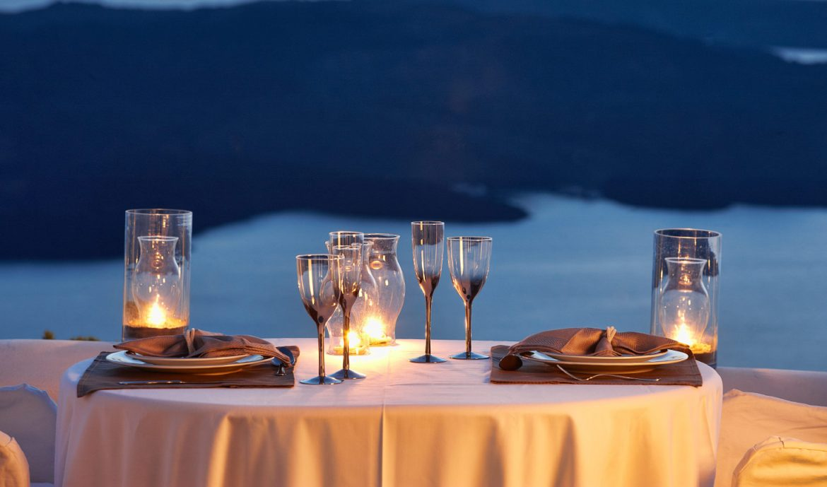 5 Best Dishes in 5 Best Dining Tables dining tables 5 Best Dishes in 5 Best Dining Tables Dreams Luxury Suites Imerovigli Santorini 09