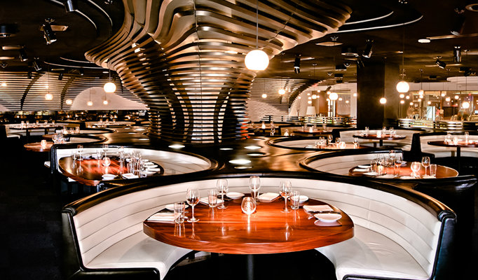 London Design Festival Where to go during London Design Festival: Best Design Restaurants 5 best restaurants in London 6