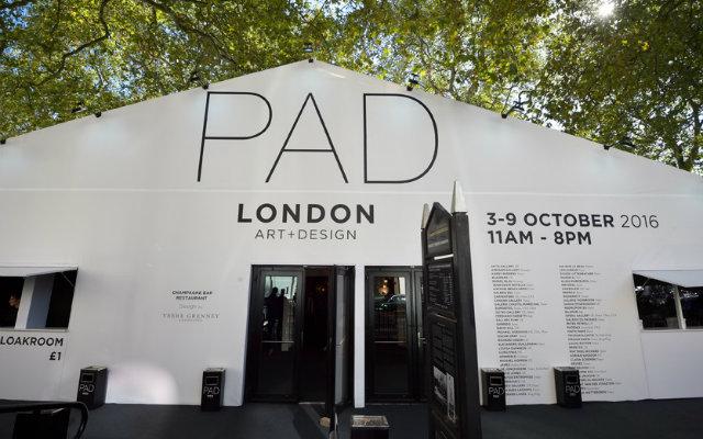 PAD London 2016 PAD London 2016 – Highlights Photos Site 2