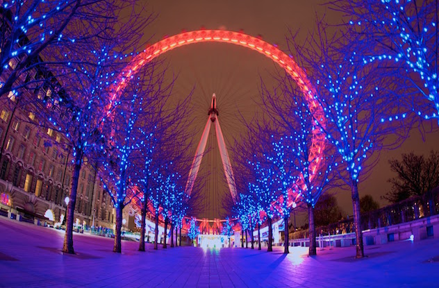christmas The best hotels in London for Christmas The best hotels in London for Christmas Capa