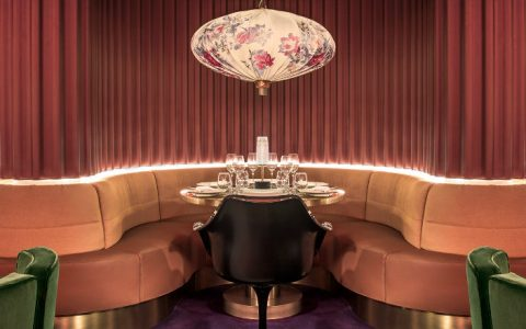 Discover The Design Of Leo's At The Arts Club London by Dimore Studio DIMORESTUDIO ArtsClub 480x300