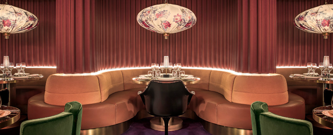 Discover The Design Of Leo's At The Arts Club London by Dimore Studio DIMORESTUDIO ArtsClub