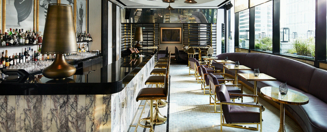 Discover the Design Legacy of David Collins Vogue Lounge Bangkok