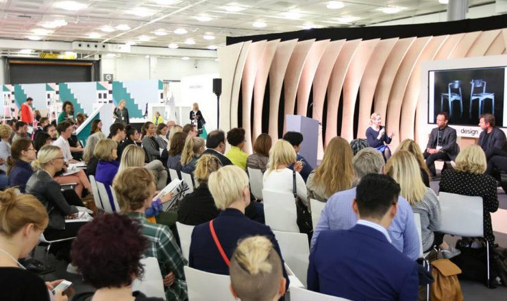 100% Design Talks – Marcel Wanders, Kelly Hoppen and John Hitchcox feat 21 740x439