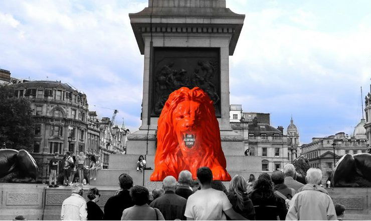 "London Design Festival 2018: ""Please Feed the Lions"" Will Steal the Show feat 7 740x441"