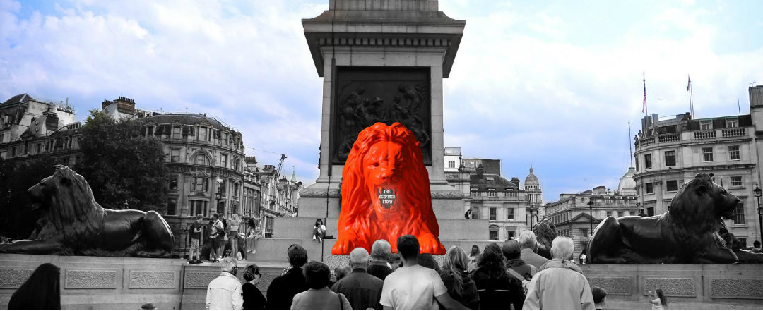 "London Design Festival 2018: ""Please Feed the Lions"" Will Steal the Show feat 7"