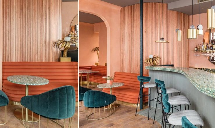 Discover Omar's Place, A Mid-Century Mediterranean Restaurant in London feat 2 740x440