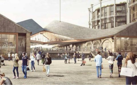 COS To Open New London Store Designed By Heatherwick Studio feat 6 480x300