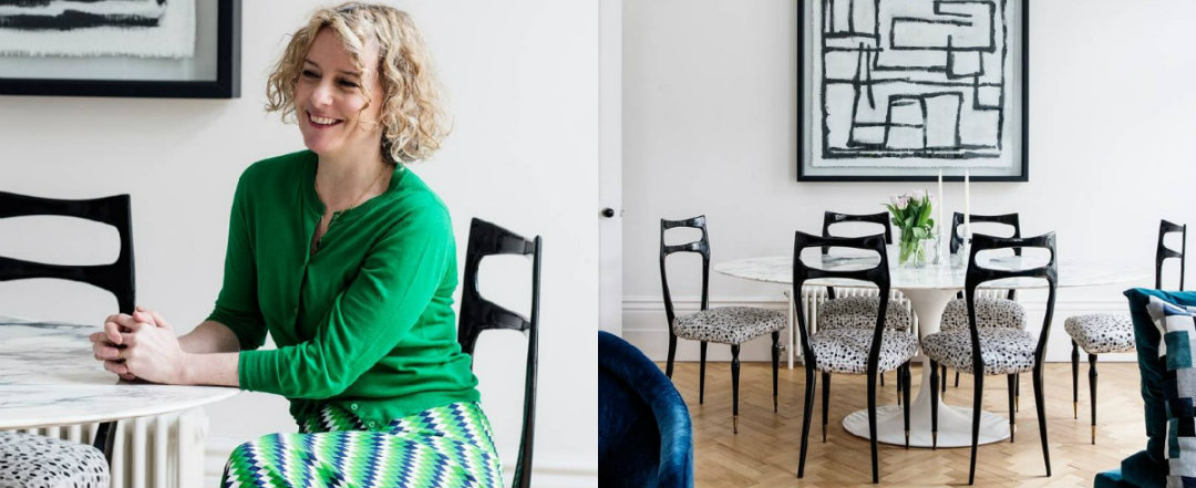 Inside Emma Oldham's Victorian and Modern London Home feat 8
