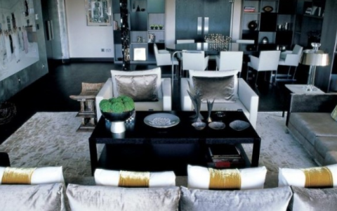 kelly hoppen Incredible Dining Rooms Designed by Kelly Hoppen capaa 480x300