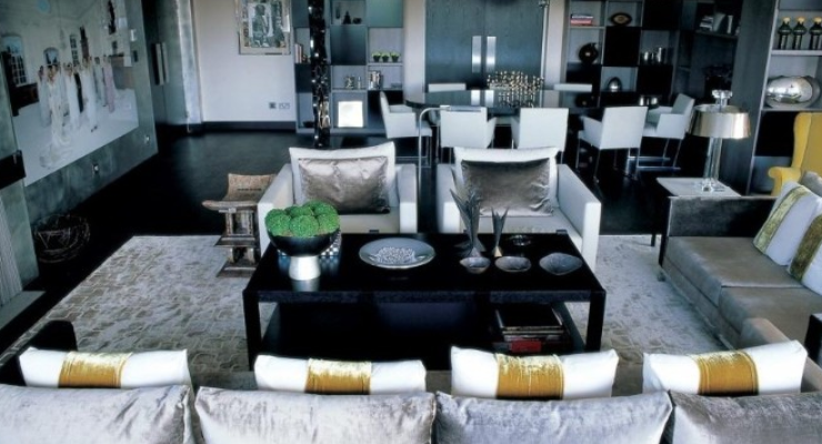 kelly hoppen Incredible Dining Rooms Designed by Kelly Hoppen capaa 740x400