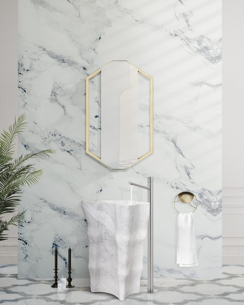 neutral palettes Neutral Palettes: The Decor Trend Your Bathroom Needs Neutral Palettes The Decor Trend Your Bathroom Needs 7 819x1024