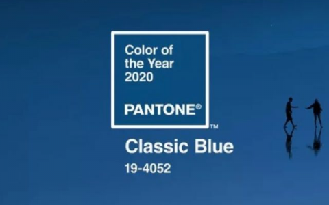 pantone colour of the year Pantone Colour of the Year : Classic Blue Pantone Colour of the Year Classic Blue 4 480x300