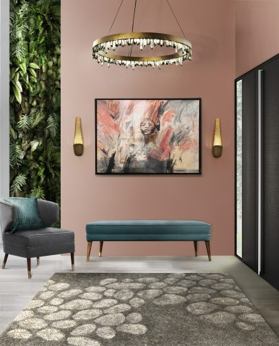Top 2020 Fall trends top 2020 fall trends Top 2020 Fall trends to renovate your home BB ibis benchibis armchair biophilic design 405x502