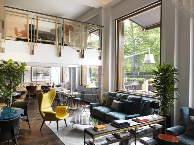 The Athenaeum Hotel by Kinnersley Kent Design London the athenaeum hotel The Athenaeum Hotel by Kinnersley Kent Design London The Athenaeum Hotel by Kinnersley Kent Design London 670x502