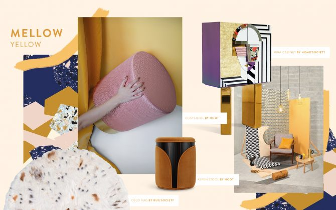 Mood Board mood boards Mood Boards to inspire your design work moodboard trends 2019 hoot color mellow yellow 670x419